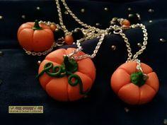 #Halloween #Pumpkin #Pendant - #Zucca