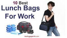Best Lunch Bags For Work | Ten Best Bento Insulated Lunch Bags For Work ... Best Lunch Bags, Insulated Lunch Bags, Bento, How To Look Better, Bento Box