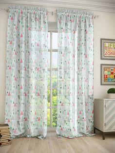 """Комплект штор """"Повец (серый)"""": купить комплект штор в интернет-магазине ТОМДОМ #томдом #curtains #шторы #interior #дизайнинтерьера"""