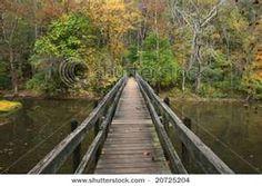 LOVED hiking in this park...Wooden Foot Bridge, John Bryan State Park, Yellow Springs, Ohio
