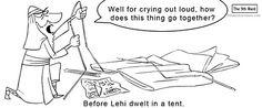 LDS humor cartoons
