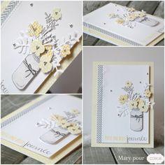 Inspi bouquet de fleurs - Le scrap de Mary : * http://lescrapdemary.over-blog.fr/2015/04/inspi-bouquet-de-fleurs.html