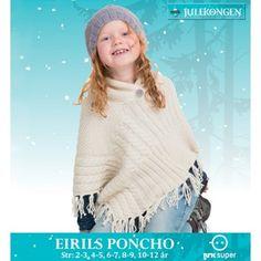 Julekongen - Eirils poncho
