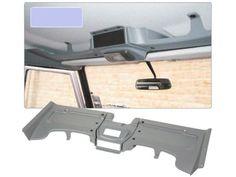 Land Rover Defender Interior, Defender Camper, Land Rover Defender 110, Defender 90, Custom Car Interior, Truck Interior, Tactical Truck, Roof Storage, Land Rover Discovery 2