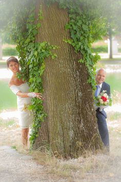 Blick in die selbe Richtung Plants, Pictures, Newlyweds, Round Round, Wedding, Plant, Planets