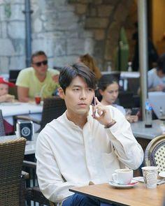 Memories of Alhambra Korean Male Actors, Korean Celebrities, Korean Men, Asian Actors, Korean Wave, Hyun Bin, Lee Min Ho, Park Hae Jin, Gong Yoo