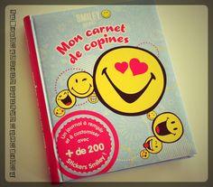 Livre enfants - Mon carnet de copines - Editions Les livres du dragon d'Or