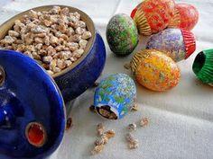 come-se: Ovos com amendoim cricri