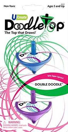 UCreate Doodletop Double Doodle -- Details can be found by clicking on the image.Note:It is affiliate link to Amazon.