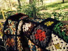 👶🍼 Cobertor da Avó Quadrado do Bebê por uma Família Criativa -  /  👶🍼 Granny Square Baby Blanket by One Creative Family -