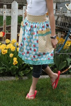 191 Free Apron Patterns!! And a Titus 2sday Linkup! - Time-Warp Wife | Time-Warp Wife
