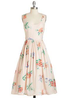 BB Dakota You Haute to Be There Dress | Mod Retro Vintage Dresses | ModCloth.com