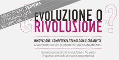 EVOLUZIONE O RIVOLUZIONE?   @hyphenitalia
