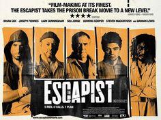 The Escapist (2008) GB / Ire. UK Film Council Brian Cox, Joseph Fiennes, Damian Lewis, Dominic Cooper, Liam Cunningham, Stephen Mackintosh. (5/10) 07/05/16