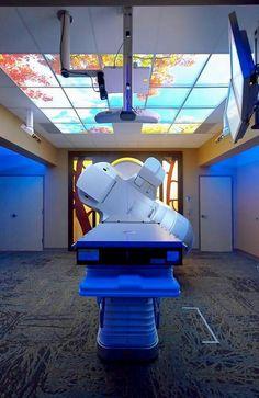 Ambientación en Radioterapia