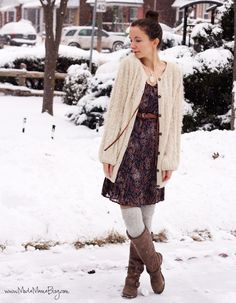ModaMama: Fluffy, Furry and Wool with @emerging thoughts