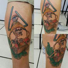 oldbonetattoo, Edmar Venâncio old schooll tattoo