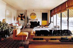 Our 5 Favorite David Hicks Patterns Contemporary Interior Design, Interior Design Tips, Home Interior, Home Design, Interior Inspiration, Interior And Exterior, Interior Decorating, Contemporary Art, Bohemian Interior