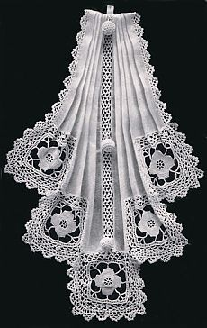 Heirloom Crochet - Vintage Crochet Books - Cartier-Bresson Crochet Lace 2nd Album