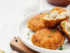 Croquettes de poisson Best Fish Recipes, Cauliflower, Seafood, Keto, Vegetables, Ethnic Recipes, Chefs, Home, Hacks