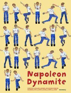 #NapoleonDynamite (2004) Funny Movies, Good Movies, Amazing Movies, Indie Movies, Movies Showing, Movies And Tv Shows, Aesthetic Movies, Aesthetic Pictures, Movie Posters
