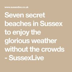 West Wittering, Mcdonald's Restaurant, Road Closure, Fossil Hunting, Uk Beaches, William The Conqueror, Secluded Beach, Beach Images, Rock Pools