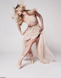 Sara Mearns. This picture is perfect!