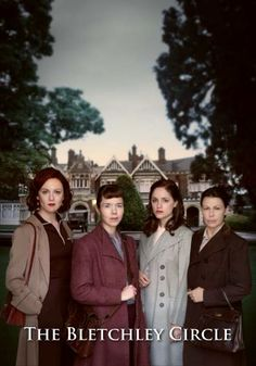 The Bletchley Circle ~British TV series on PBS (2012-present). http://video.pbs.org/video/2352144279/  #bletchley