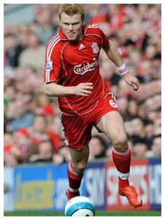 John Arne Riise:Man with a Deadly Left Foot .Riise spent seven years playing for Liverpool, in which he won honours including the 2005 Champions League Final, before moving to Roma in 2008.