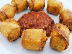 Croquetas crujientes de carne de buey Reserva online para comer carne. EligeTuPlato.es