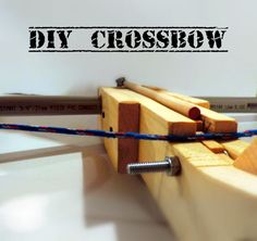 Picture of DIY PVC Crossbow