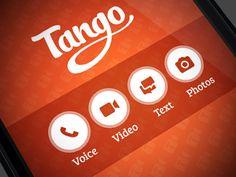 Tango scren by Ryan McLaughlin