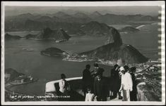 Frankfurt, Vintage Postcards, Mountains, Business, Nature, Travel, Rio De Janeiro, City, Europe