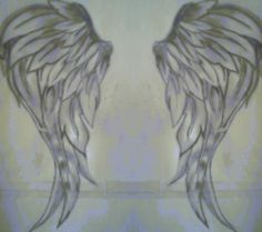 Angelwings by ~xxsaya on deviantART......Love these Angel wings...In memory of my little girl.  <3