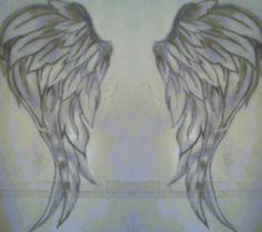 Angelwings by ~xxsaya on deviantART......Love these Angel wings...In memory of my little girl.  <3