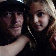 Norman Reedus // Daryl Dixon // Brighton Sharbino // Lizzie Samuels // The Walking Dead