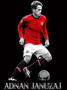 Items similar to Adnan Januzaj Manchester United Player ADULT Black Cotton T Shirt on Etsy Soccer Stars, Sports Stars, Sharon Jones, Manchester United Players, Fc 1, Rugby Players, Red Army, Man United, Football Team