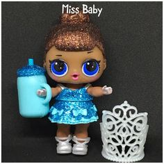Glitter Series MISS BABY LIMITED EDITION NEW LOL Surprise