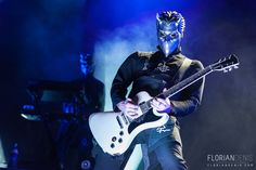 Interview : Nameless Ghoul Alpha (Ghost)