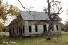 Abandoned on Highway 21