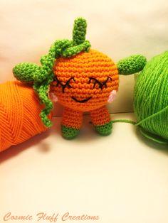 Penny the Pumpkin #notanorange lol