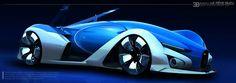 Han,Lee: Bugatti 100p concept / Type100 Hanlee