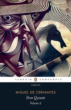 Clásicos : Miguel de Cervantes, Don Quijote, Volumen 2.