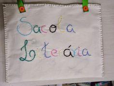 Arteirices da Dru: Sacola Literária e Caderno Viajante - Caseado e Bo...