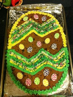 Easter Egg Cookie....