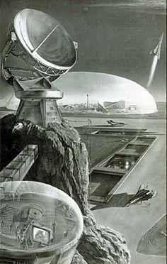 Illustrations by Kurt Röschl, Germany 1950's-60's. http://www.bing.com/images/search?q=Illustrations+by+Kurt+R%c3%b6schl&FORM=HDRSC2