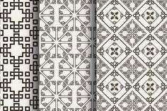 Chinese patterns set https://ru.fotolia.com/p/201081749, http://ru.depositphotos.com/portfolio-1265408, https://creativemarket.com/kio
