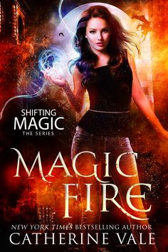 #UrbanFantasy #ParanormalRomance #Giveaway – Win A $20 Amazon gift card! #kindle #amreading   This giveaway is brought to you by Catherine Vale in celebration of her bestselling Urban Fantasy book launch, Magic Fire! This is your chance to win a $20 Amazon gift card while spreading the word about Catherine's hot new book! Don't forget to share your personalized link in order to increase your chances of winning! Details will be sent to you via email, along with your LUCKY URL when you enter…