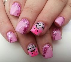Pink minion for breast  cancer awareness
