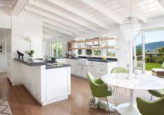 Marin Bungalow in Tiburon, California, designed by Feldman Architecture